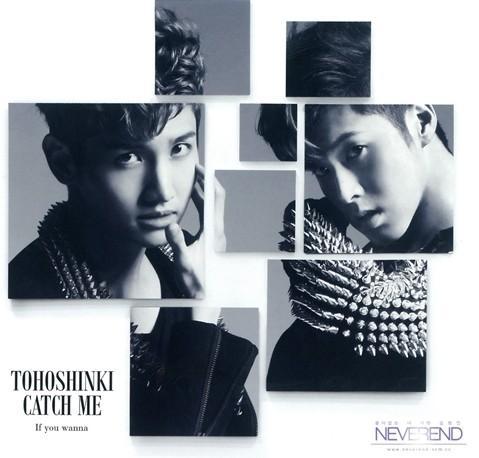tvxq-catch-me