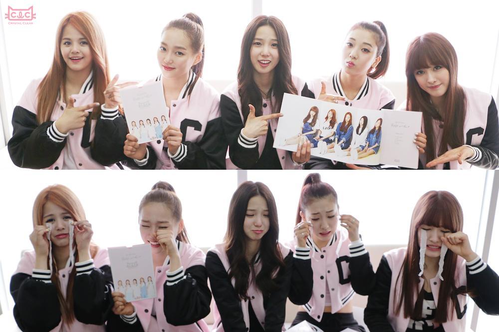 Peringkat Personil Girl Group Kpop Tercantik Versi ane gan...