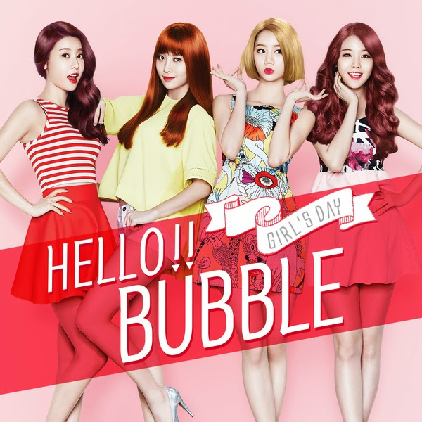 GIRLS-DAY-Hello-Bubble